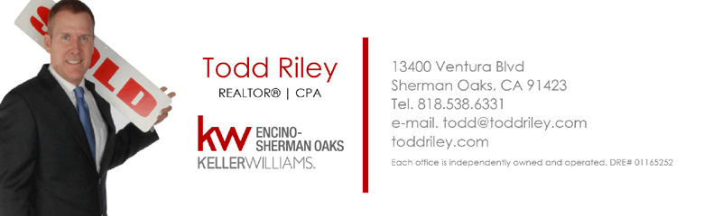 Todd Riley Studio City Area Specialist